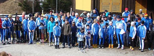 Vereinsmeisterschaft 2011 Gruppenfoto